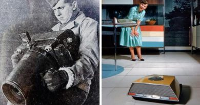 10 niesamowitych wynalazków z przeszłości, cz.1