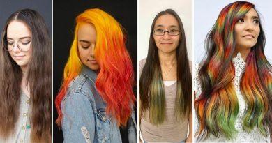 Konkurs w którym można wygrać niestandardowe farbowanie włosów. Efekty są niesamowite!
