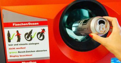 Recyklomaty obowiązkowo w całej Polsce? Ustawa jest już w sejmie