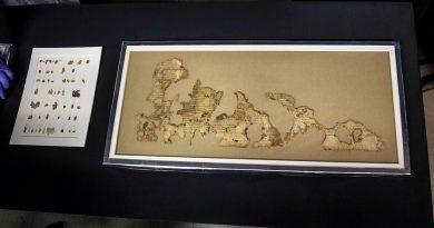W jaskini nad Morzem Martwym odnaleziono fragmenty Biblii z II wieku naszej ery