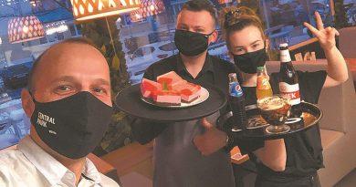 Restauracja w Puławach nadal otwarta. Klienci pomagają opłacić karę od sanepidu
