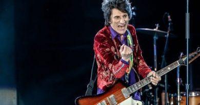 Gitarzysta The Rolling Stones
