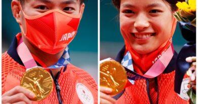 Rodzeństwo zdobyło złote medale na Igrzyskach w odstępie kilkunastu minut