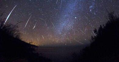 Orionidy 2021. Kiedy zobaczymy noc spadających gwiazd w październiku?